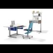 Champion Compact Express íróasztal, kék