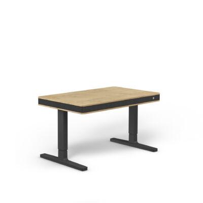 moll T7 exclusive íróasztal-tölgy-fekete
