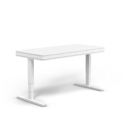 moll T7 XL íróasztal-fehér-fehér
