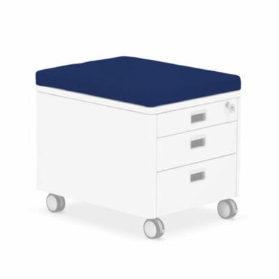 Ülőpárna konténerre, kék