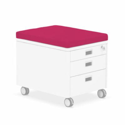Ülőpárna konténerre, pink