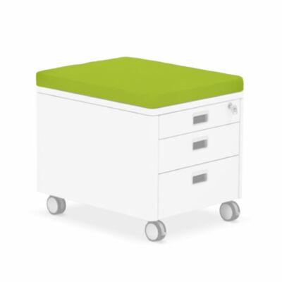 Ülőpárna konténerre, zöld
